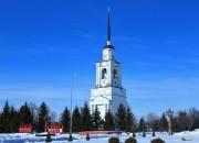 Часовня Успения Пресвятой Богородицы в колокольне Успенского собора - Севск - Севский район - Брянская область