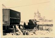 Бережок. Карачевский Воскресенский мужской монастырь. Церковь  Воскресения Словущего