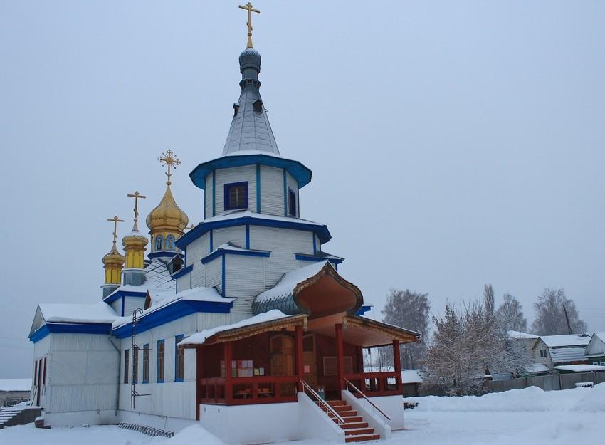 Церковь Успения Пресвятой Богородицы, Климово