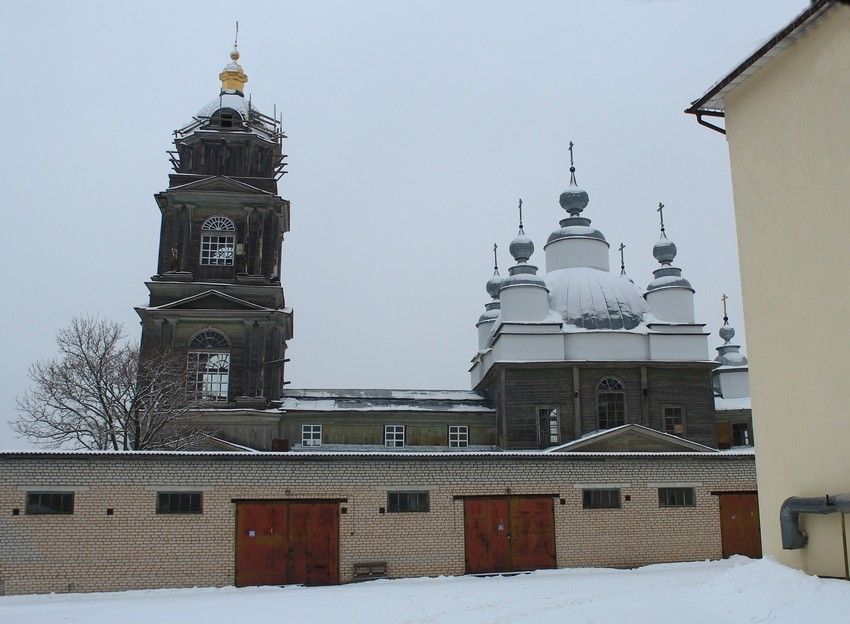 Церковь Николая Чудотворца и Рождества Пресвятой Богородицы, Новозыбков