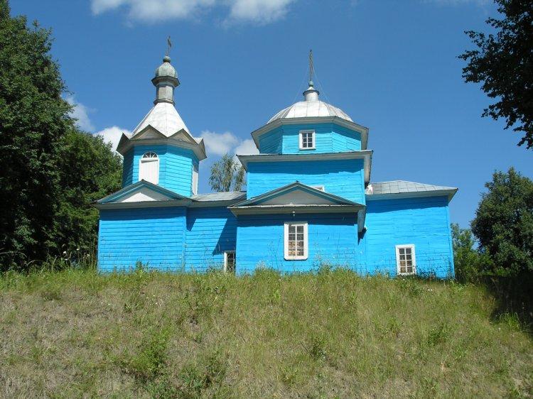 Церковь Михаила Архангела, Бобрик