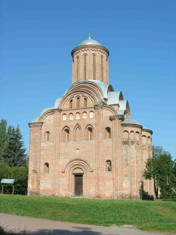 Церковь Параскевы Пятницы, Чернигов
