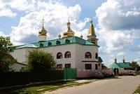 Спасо-Преображенский монастырь - Княжичи - Броварской район - Украина, Киевская область