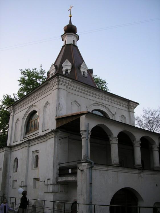 Церковь Николая Чудотворца (Миколы Доброго), Киев