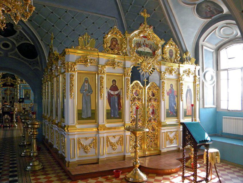 Кафедральный собор Казанской иконы Божией Матери и Сергия Радонежского, Курск