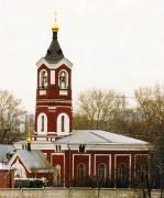 Церковь Троицы Живоначальной в Борисове - Орехово-Борисово Северное - Южный административный округ (ЮАО) - г. Москва