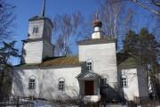 Церковь Сергия Радонежского - Троицкий - Истринский район - Московская область