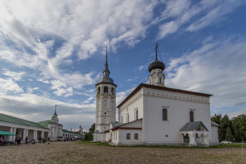 Церковь Воскресения Христова_Суздаль