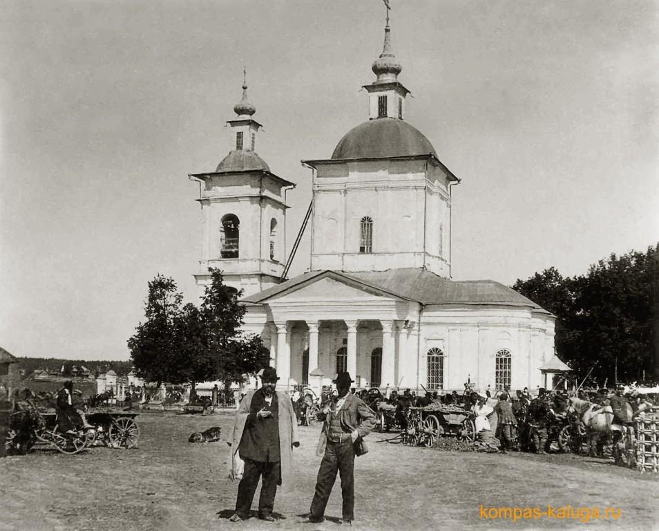 Церковь Рождества Пресвятой Богородицы, Киров