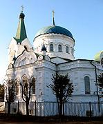 Церковь Троицы Живоначальной - Троицкий - Истринский район - Московская область