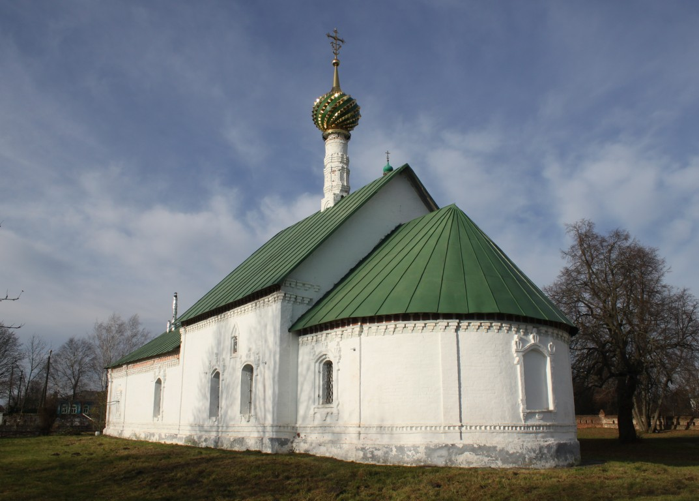 Борисоглебский монастырь. Церковь Стефана архидиакона, Кидекша