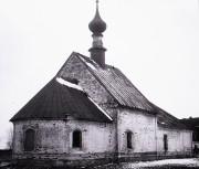 Кидекша. Борисоглебский монастырь. Церковь Стефана архидиакона