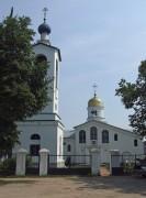 Жиздра. Покрова Пресвятой Богородицы, церковь