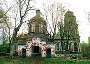 Церковь Успения Пресвятой Богородицы - Столбушино - Новоржевский район - Псковская область