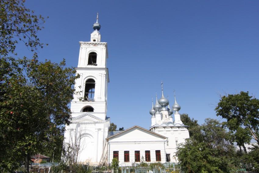 Церковь Михаила Архангела, Бабаево