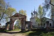 Бабаево. Михаила Архангела, церковь