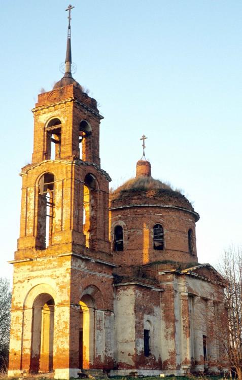 Церковь Спаса Нерукотворного Образа, Утешево