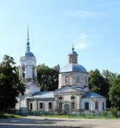 Фетинино. Троицы Живоначальной, церковь