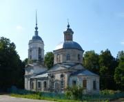 Церковь Троицы Живоначальной - Фетинино - Собинский район - Владимирская область