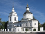 Церковь Покрова Пресвятой Богородицы - Руза - Рузский район - Московская область