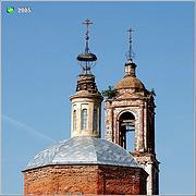 Церковь Спаса Преображения - Добрынское - Суздальский район - Владимирская область