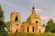 Церковь Вознесения Господня - Хотенское - Суздальский район - Владимирская область