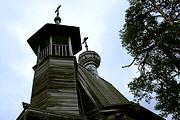Часовня Сошествия Святого Духа - Глазово - Плесецкий район и г. Мирный - Архангельская область
