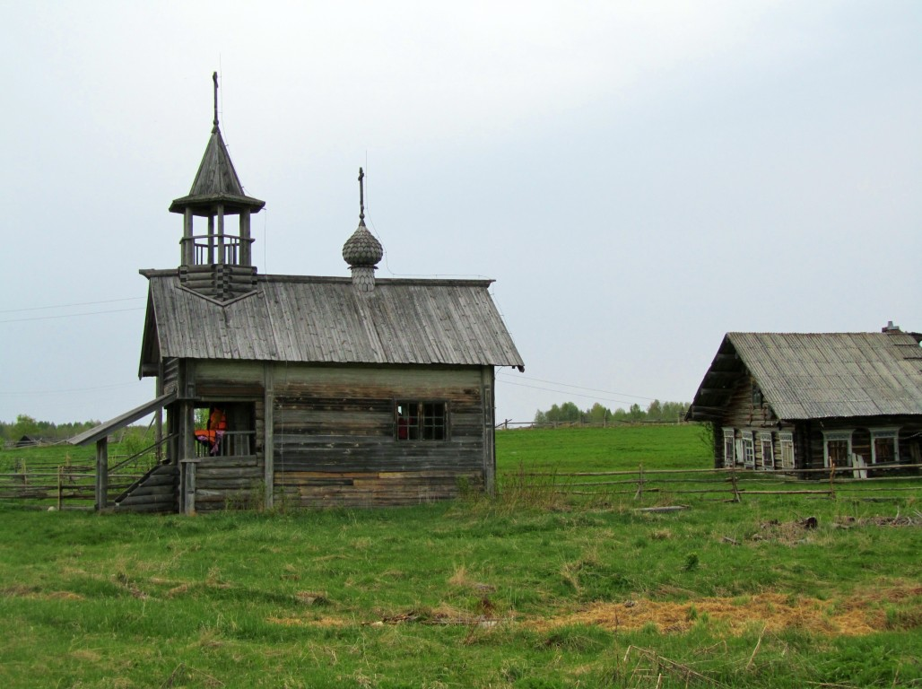 Часовня Введения во храм Пресвятой Богородицы, Рыжково