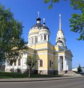 Кафедральный собор Спаса Преображения - Рыбинск - Рыбинский район - Ярославская область
