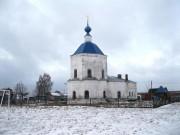 Церковь Тихвинской иконы Божией Матери - Суходол - Суздальский район - Владимирская область