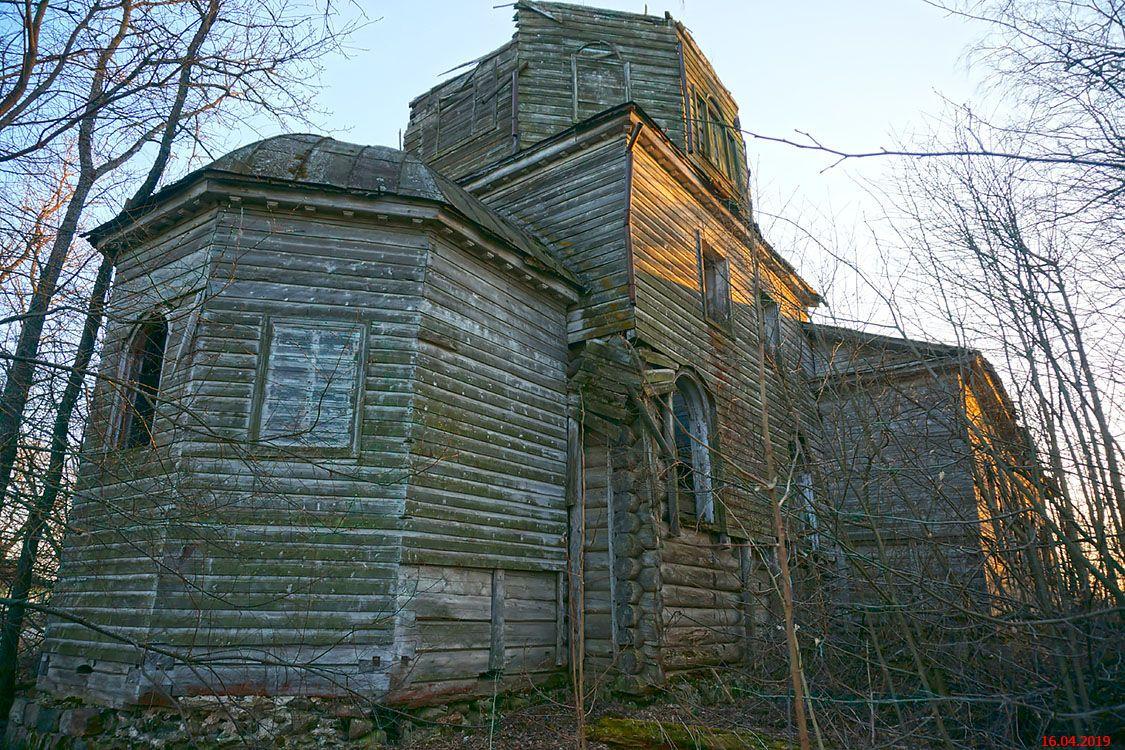 Церковь Рождества Пресвятой Богородицы, Дрюцково