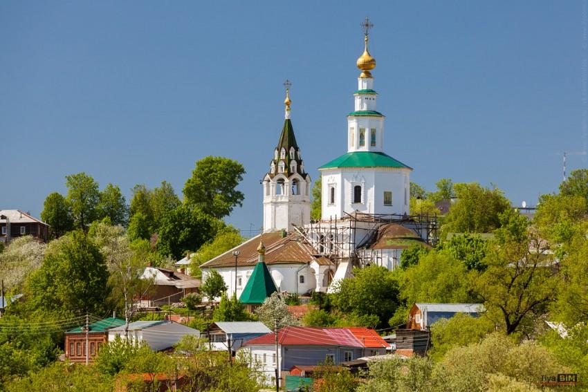 Церковь Николая Чудотворца (Николо-Галейская), Владимир