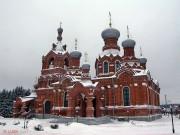 Церковь Воздвижения Креста Господня - Дарна - Истринский район - Московская область