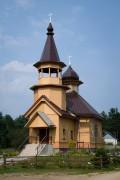Церковь Тихвинской иконы Божией Матери - Идрица - Себежский район - Псковская область