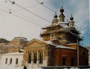 Церковь Покрова Пресвятой Богородицы в Красном селе - Москва - Центральный административный округ (ЦАО) - г. Москва