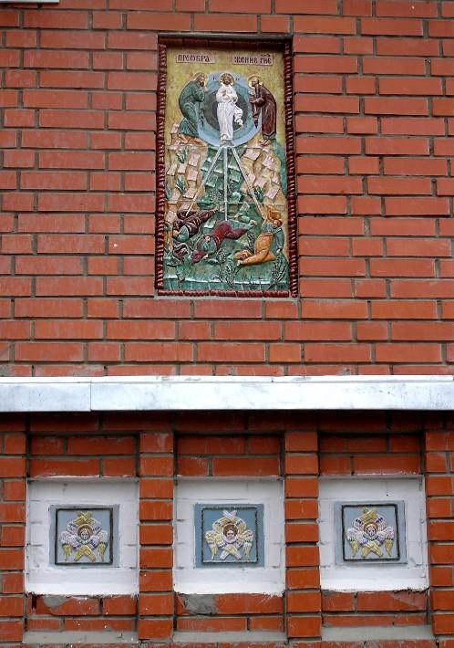 Церковь Всех Святых на кладбище