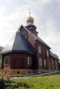Налескино. Казанской иконы Божией Матери, церковь