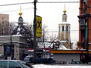 Церковь Всех Святых во Всехсвятском на Соколе - Москва - Северный административный округ (САО) - г. Москва