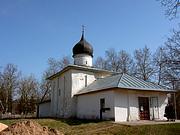 Церковь Николая Чудотворца от Каменной ограды - Псков - г. Псков - Псковская область