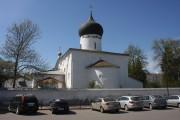 Церковь Михаила и Гавриила Архангелов с Городца - Псков - г. Псков - Псковская область