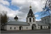 Псков. Михаила и Гавриила Архангелов с Городца, церковь