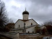 Церковь Космы и Дамиана с Примостья - Псков - г. Псков - Псковская область