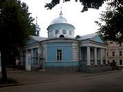 Церковь Успения Пресвятой Богородицы с Полонища - Псков - г. Псков - Псковская область