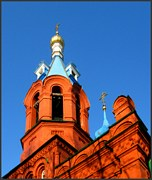 Церковь Александра Невского при 76-й десантно-штурмовой дивизии - Псков - г. Псков - Псковская область