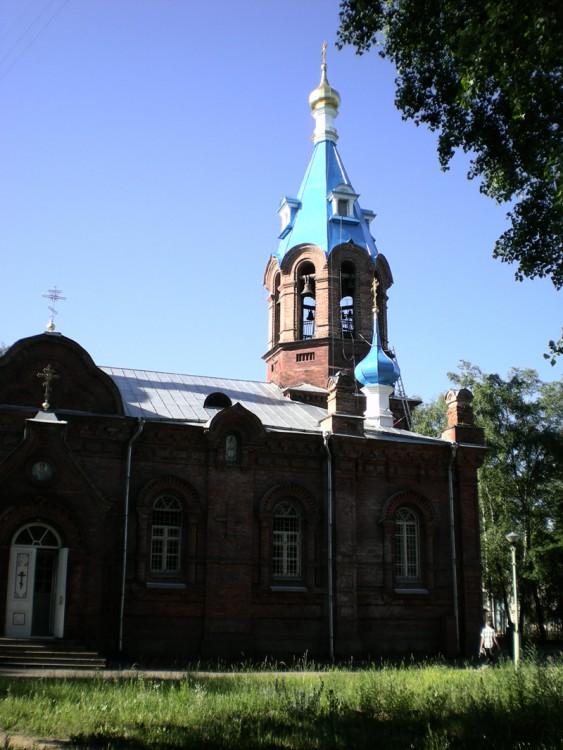 Церковь Александра Невского при 76-й десантно-штурмовой дивизии, Псков