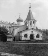 Церковь Преполовения Пятидесятницы на Спасском подворье - Псков - г. Псков - Псковская область