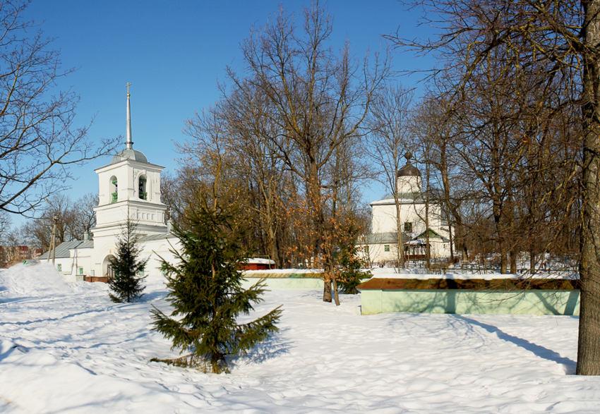 Церковь Жён-Мироносиц на Завеличье-Псков-г. Псков-Псковская область