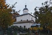 Церковь Жён-Мироносиц на Завеличье - Псков - г. Псков - Псковская область