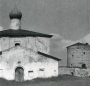 Церковь Космы и Дамиана с Гремячей Горы - Псков - г. Псков - Псковская область