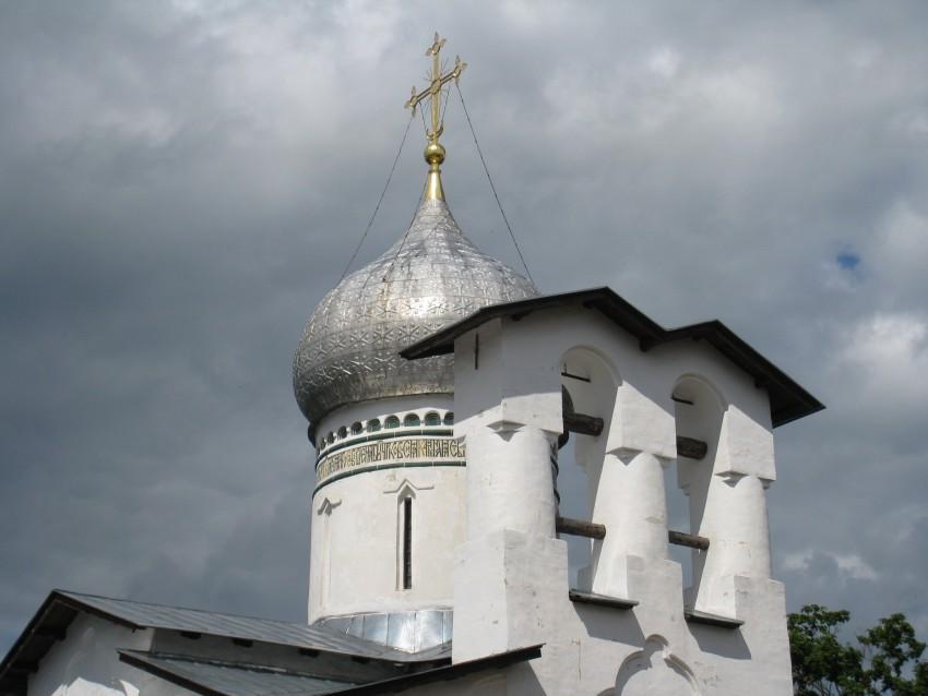Церковь Петра и Павла с Буя, Псков